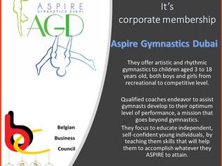 Aspire Gymnastics Dubai