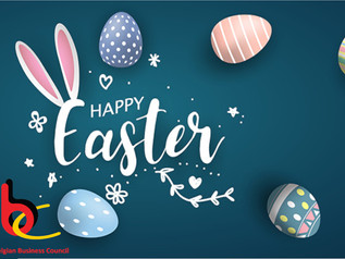 EASTER GREETINGS- Stay Safe !