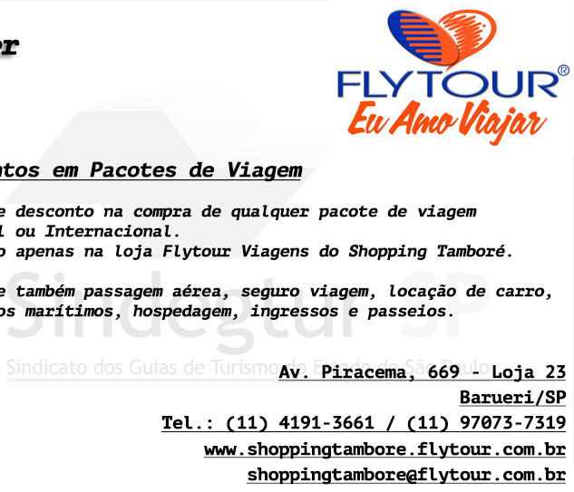 Lazer Flytour