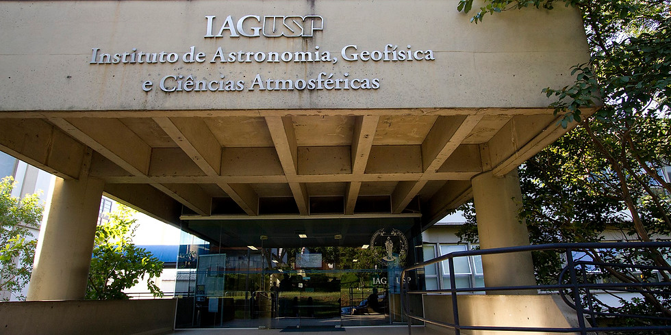 Visita Técnica ao Departamento de Astronomia da USP