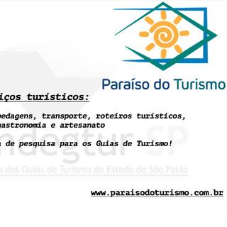 Serviços Paraíso do Turismo