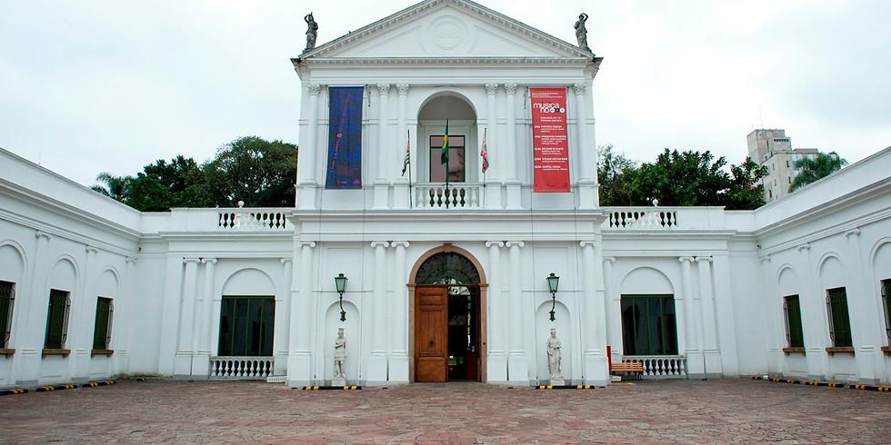 Visita Técnica ao Museu da Casa Brasileira