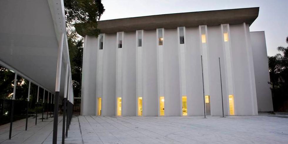 Visita Técnica ao Museu da Imagem e do Som