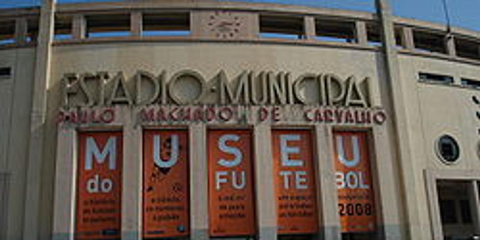 Formação para Guias de Turismo no Museu do Futebol
