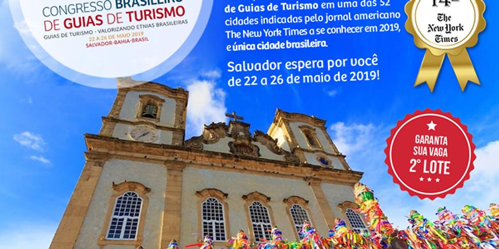 Congresso Brasileiro de Guias de Turismo 2019