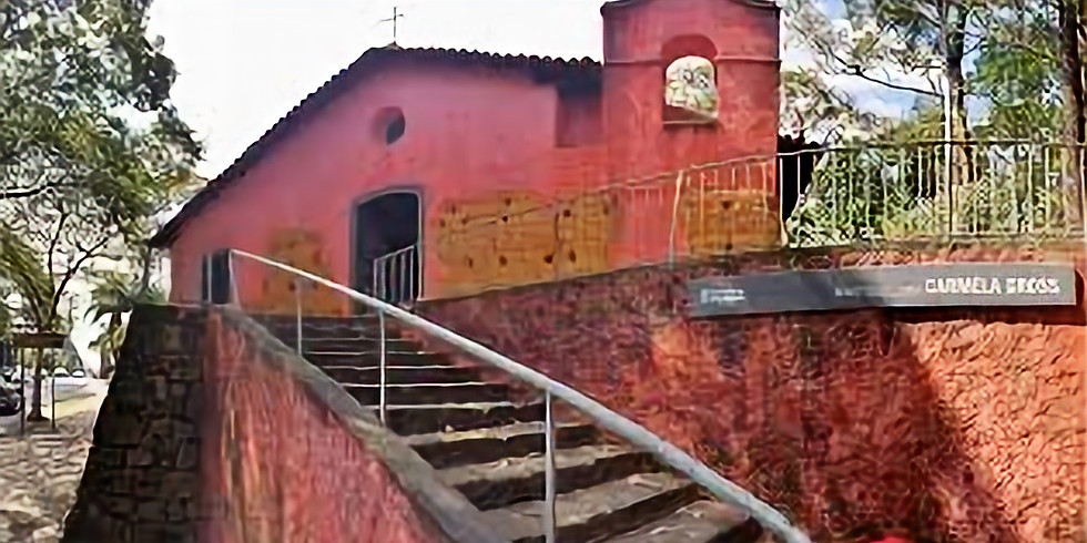 Visita Técnica ao Museu da Cidade (Capela Morumbi)