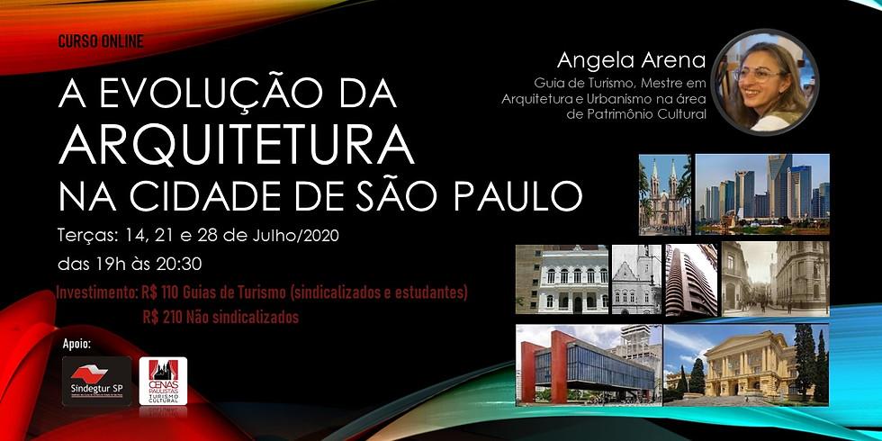 A Evolução da Arquitetura na Cidade de São Paulo