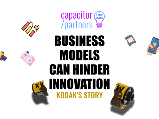 Your business model can be your biggest enemy: How did Kodak fall?