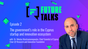 Episode 2: Innovation in Cyprus
