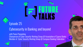 Episode 25: Cybersecurity in Banking and beyond