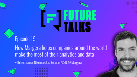 Episode 19: How Margera helps companies around the world, make the most of their analytics and data
