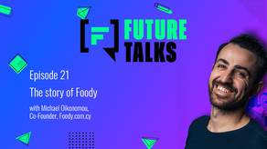 Episode 21: The story of Foody