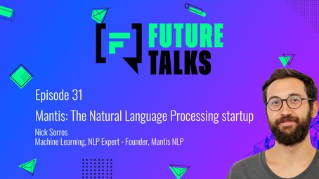 Episode 31: Mantis - The Natural Language Processing startup
