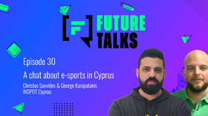 Episode 30: A chat about esports in Cyprus