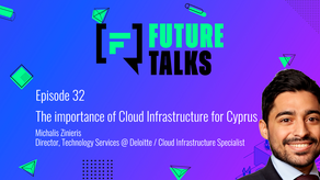 Episode 32: The Importance of Cloud Infrastructure for Cyprus