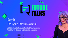 Episode 1: The Cyprus Startup Ecosystem