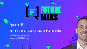 Episode 26: Terra's Story - From Cyprus to Y Combinator