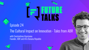 Episode 24: The Cultural Impact on Innovation - Tales from ABR