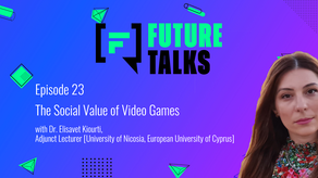 Episode 23: The Social Value of Video Games