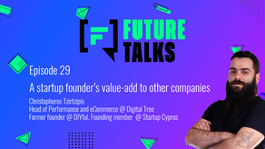 Episode 29: A startup founder's value-add to other companies