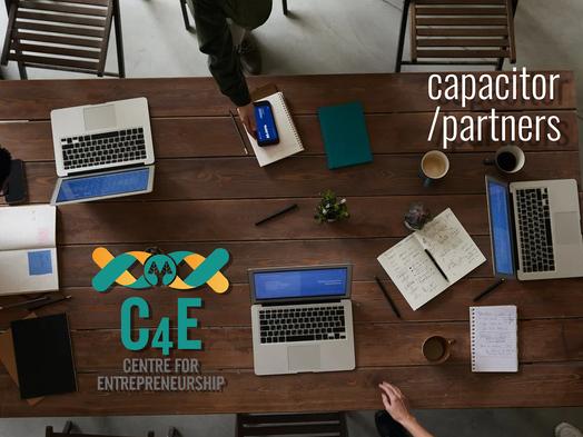 Capacitor Partners: Στηρίζουμε το Student Innovators 2021 του Π.Κ