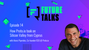 Episode 14: How Proto.io took on Silicon Valley from Cyprus