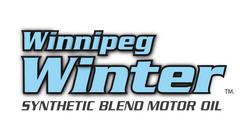 Winnipeg Winter Oil