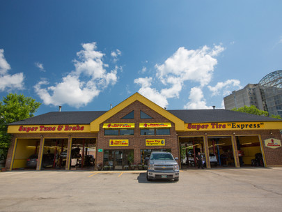 All Great Road Trips Start With Super Auto Centres!