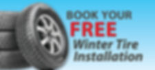 Winter Tire Installation | Tire Change | No Appointment