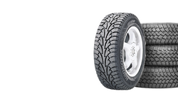 New Tires Include Storage