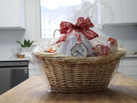 Christmas Basket Tradition Supporting Local Businesses