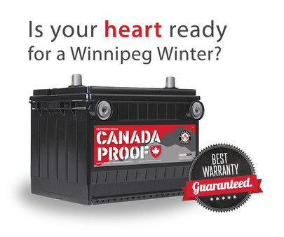 Is your heart ready for a Winnipeg Winter?