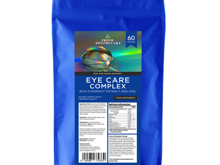 Eye Care Complex Supplements