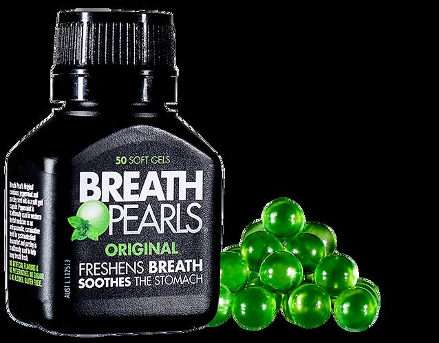BREATH PEARLS 50 SOFT GELS