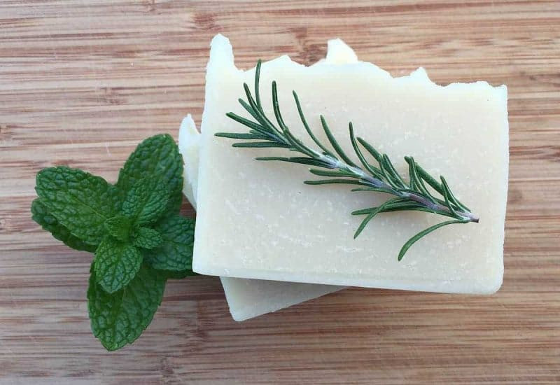 Rosemary and Mint Shampoo Bar