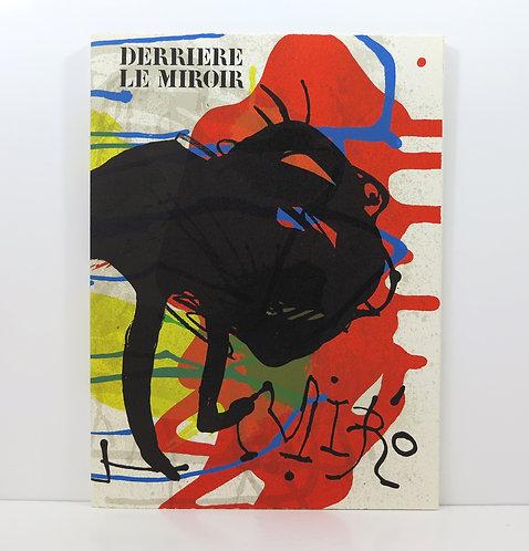 Miro. Derrière le Miroir. Maeght. N°203.1973. Deluxe edition.