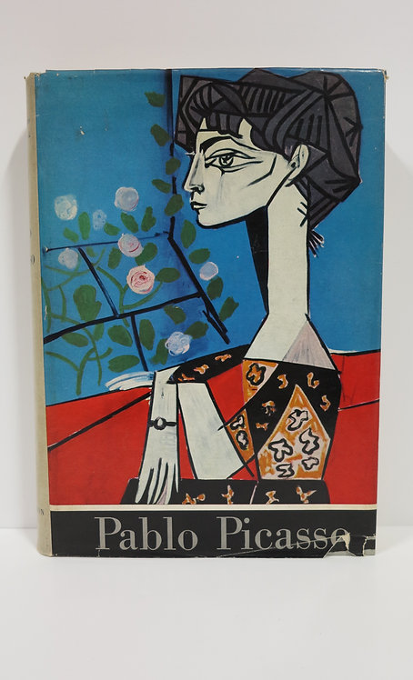 Picasso. By Jaime Sabartés and Wilhelm Boeck. Flammarion