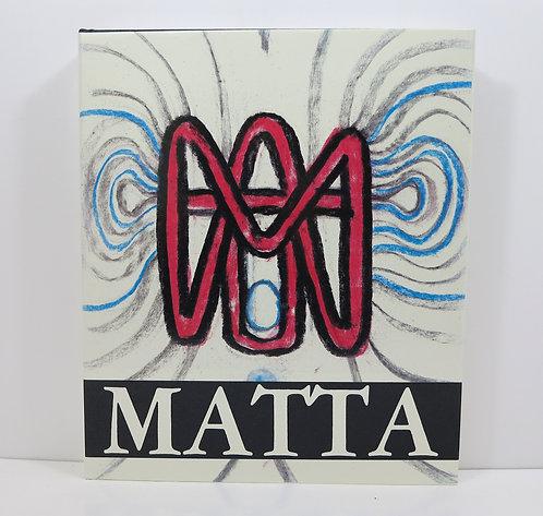 Roberto Matta. Entretiens morphologiques. Notebook I 1936-1944. 1987.