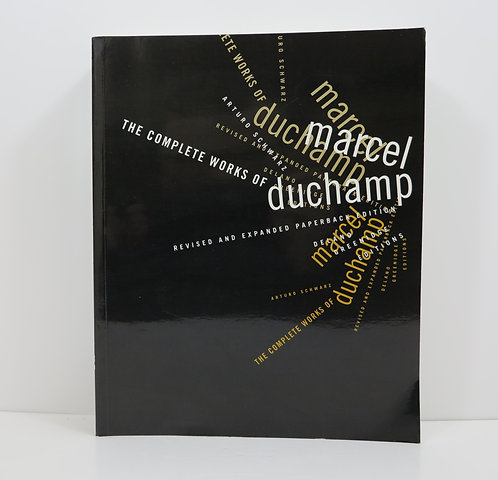 The Complete Works of Marcel Duchamp. Paperback Edition. 2000.