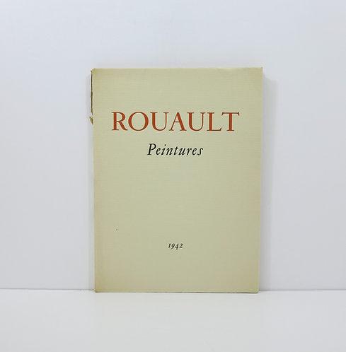 Rouault Paintings. By Bernard Dorival. Louis Carré, 1942.