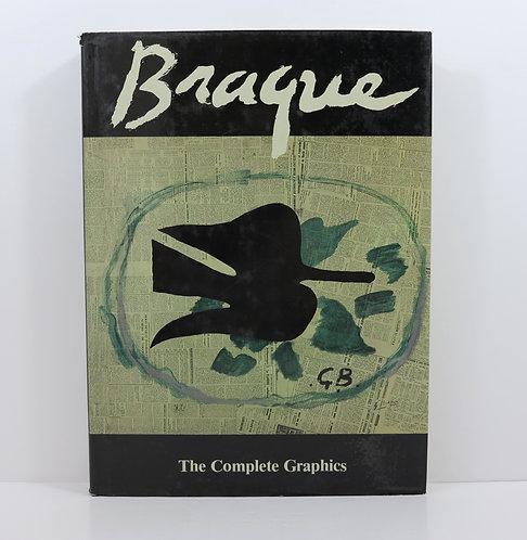 Braque. The complete graphics. By Dora Vallier. Alpine fine art. 1988.
