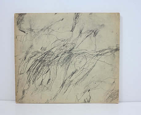 Cy Twombly:  1951-1974 :University of Pennsylvania. 1975.