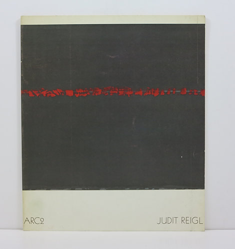 Judit Reigl. Déroulement. ARC2,. 1976. musée d'art moderne, Paris.