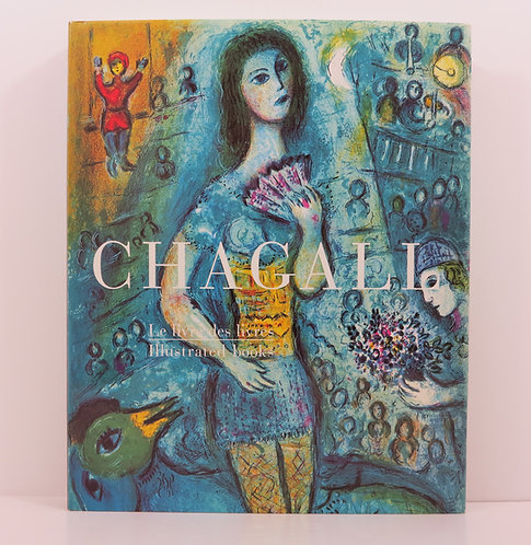 Chagall. Illustrated books. André Sauret. 1990.