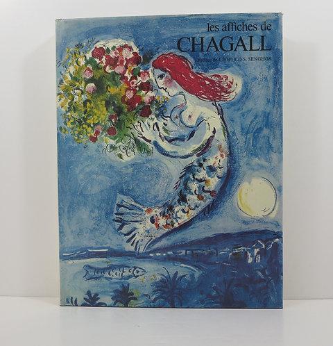 Les affiches de Chagall. By Sorlier. Catalogue Raisonné. 1975.