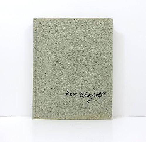 Chagall, Marc. Monotypes 1961-1965. Gérald Cramer.1966.