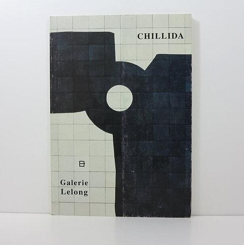 Chillida. Murales. Galerie Lelong. 1999.