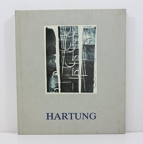 Hans Hartung. Enrico Navarra. 1988.