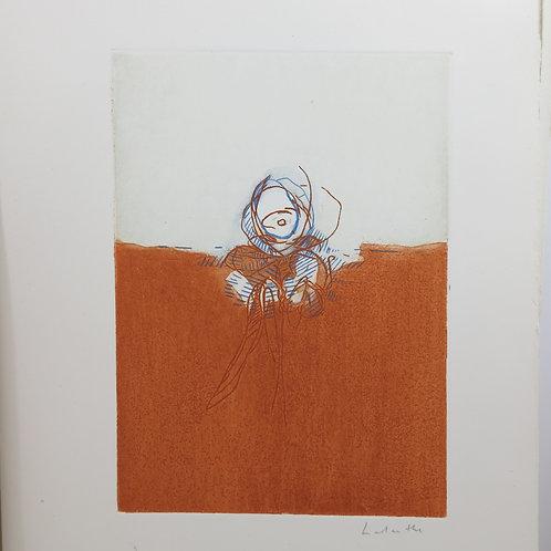 [LABARTHE (Philippe)] - WALDBERG (Patrick).Adieu à Nelly. La Pergola. 1974.