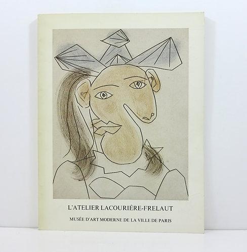 L'atelier Lacourière-Frelaut. 50 ans of etching. Musée d'Art Moderne, Paris.1979